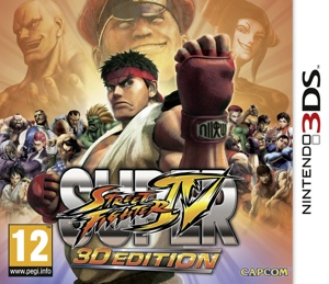 Street Fighter IV 3D