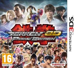 Tekken Nintendo 3DS barato