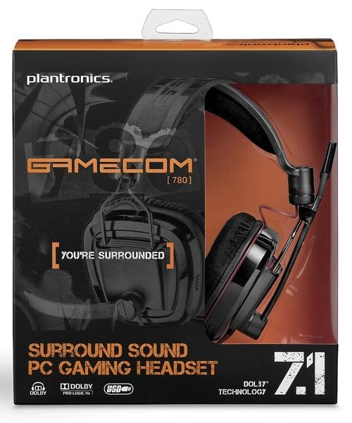 Plantronics GameCom 780