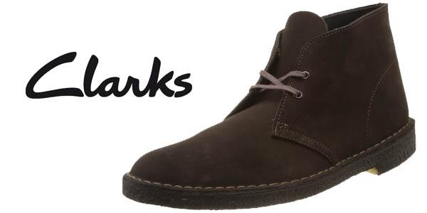 Botas Clarks Desert Boots marron