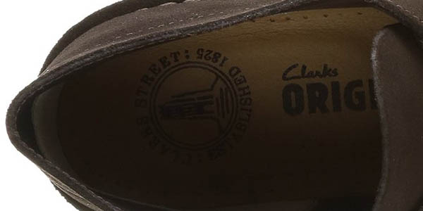 El interior clásico de las botas