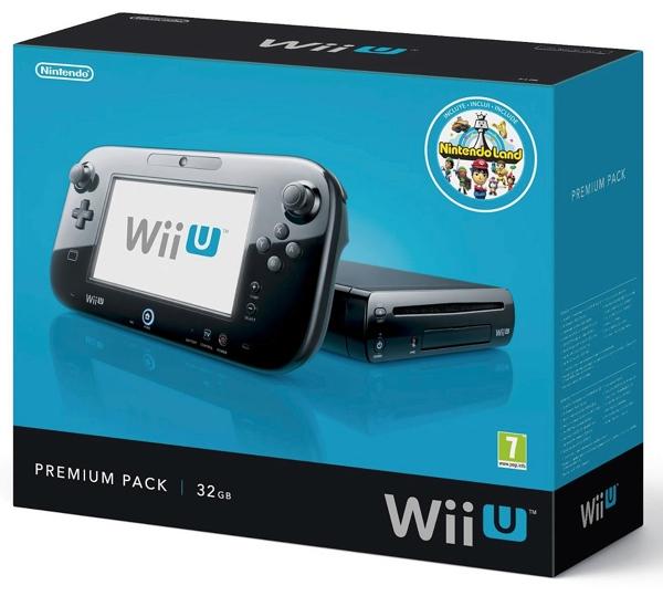 Wii U Premium Barata