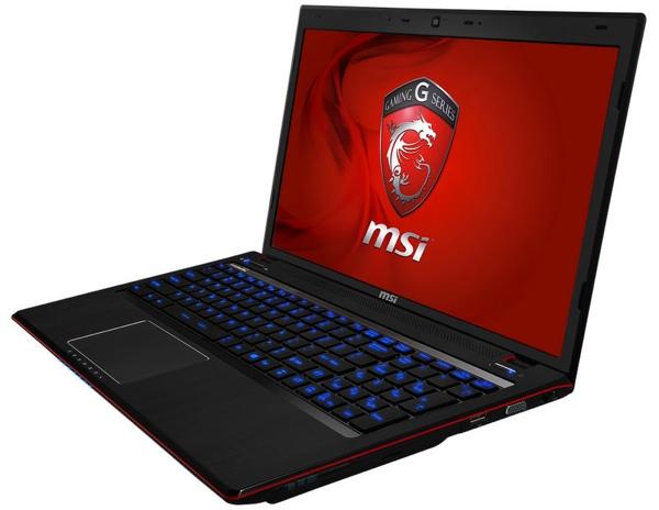 Oferta portátil gaming MSI