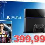 Ofertón PS4 FIFA14