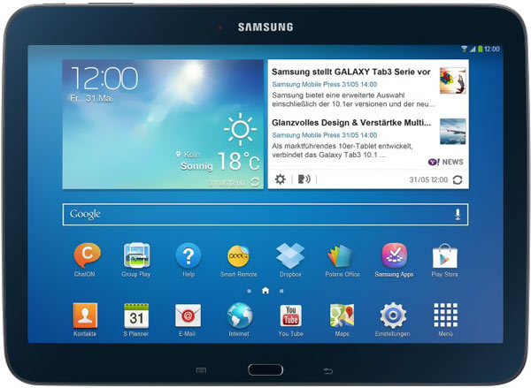 firmware tablet samsung tab 3 gt-p5210 chile