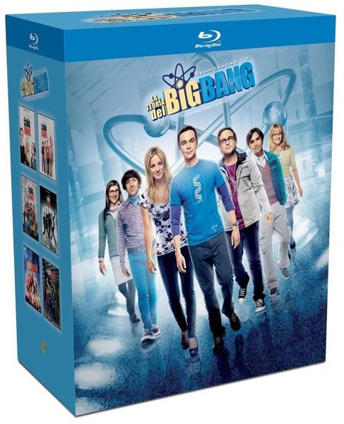 Big Bang Theory Blu-ray