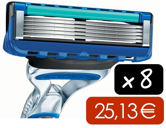 Recambios Gillette Fusion ProGlide Power