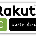 Cupón descuento Rakuten 15 euros