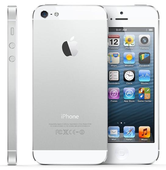 iPhone 5S Plata