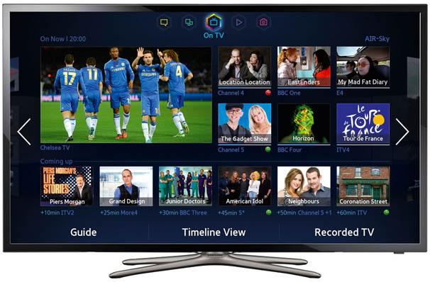 Oferta Smart TV LED Samsung F5500