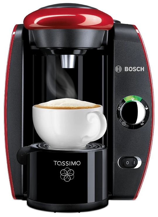 Oferta cafetera Bosch Tassimo