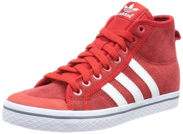 zapatillas adidas rojas 2013