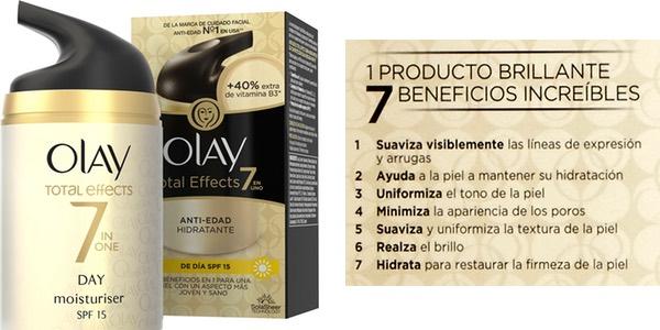 Olay Total Effects 7 mejor precio