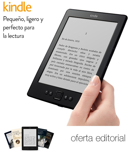 Ebooks gratis Kindle