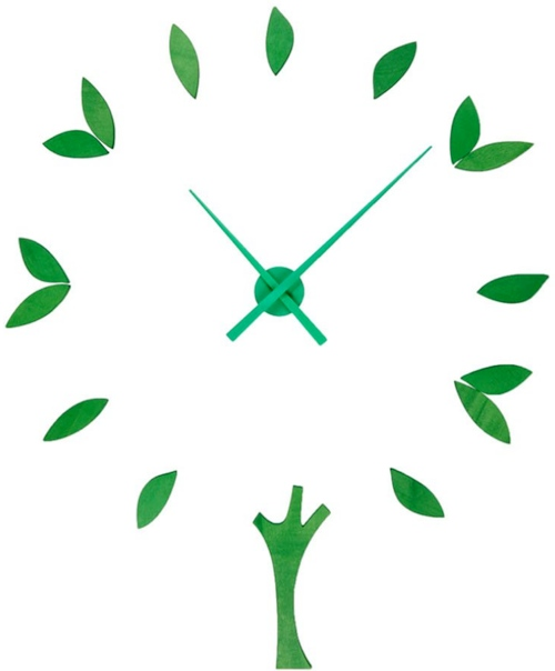 Reloj de pared de dise o rbol al 60 en zalando for Relojes de cocina modernos