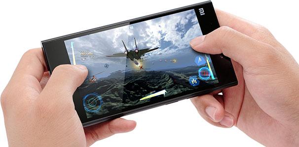Xiaomi Mi3 Juegos