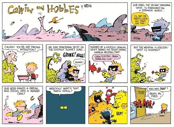 Colección Calvin and Hobbes