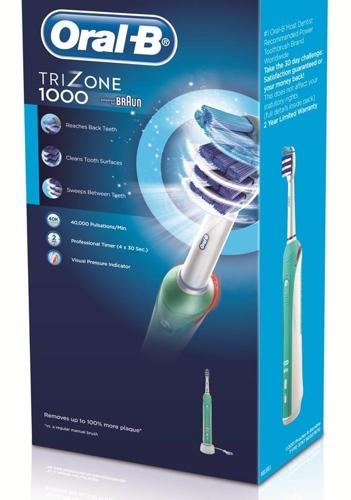 Chollo Oral B Professional Care 1000 Trizone por 39  f0d0987d4671