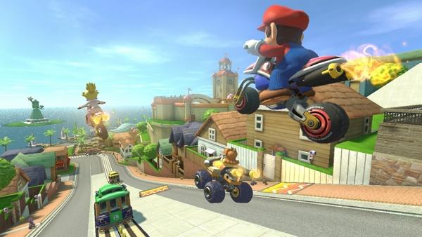 Mario Kart 8 barato