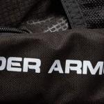 Material mochila Under Armour