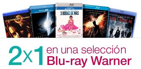 2x1 Blu-ray Warner