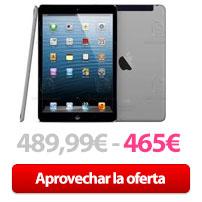 Oferta iPad Air cupón Rakuten