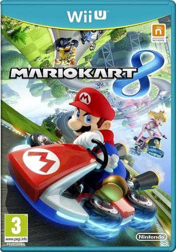 Oferta Mario Kart 8 Wii U