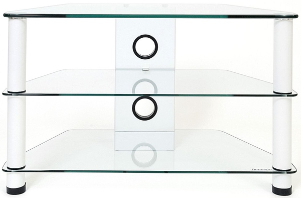 Mesa cristal TV Demagio