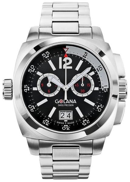 d46262f65364 Chollo reloj suizo de pulsera Golana Aero Pro para hombre