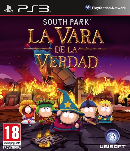 South Park PS3 barato