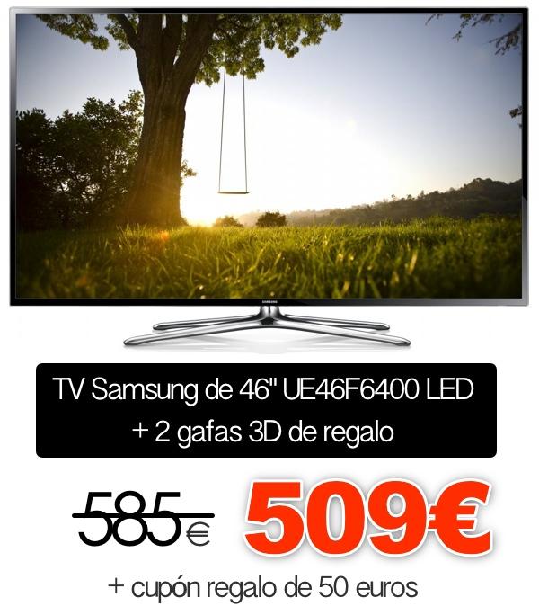 Samsung LED 3D barato