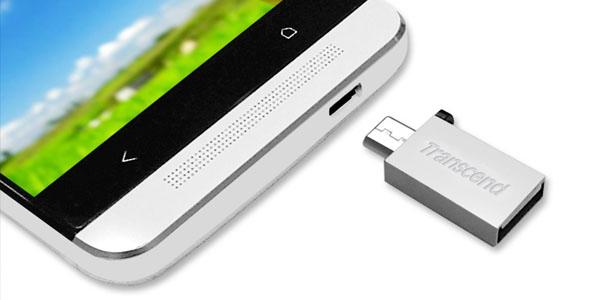 Memoria USB smartphone tablet