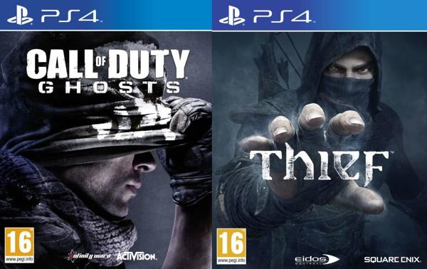 Oferta en juegos PS4 baratos