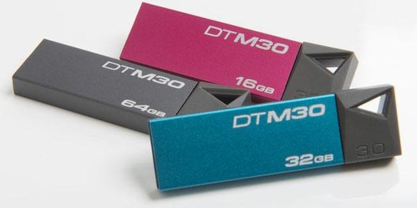 Oferta Kingston dtm30 64GB