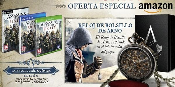 Assassin's Creed Unity Oferta especial Amazon