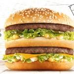 Hamburguesa McDonalds gratis