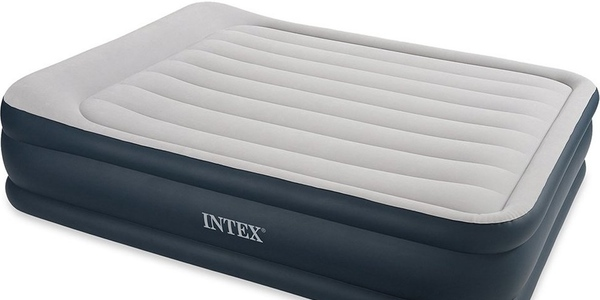 Oferta cama hinchable intex muy buena y barata 29 de for Sofa hinchable carrefour