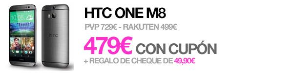 HTC One M8 libre