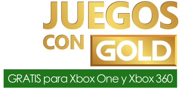 Juegos gratis Xbox Live Gold