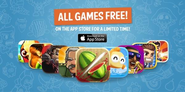 Juegos iPad gratis