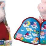 Libro actividades Peppa Pig