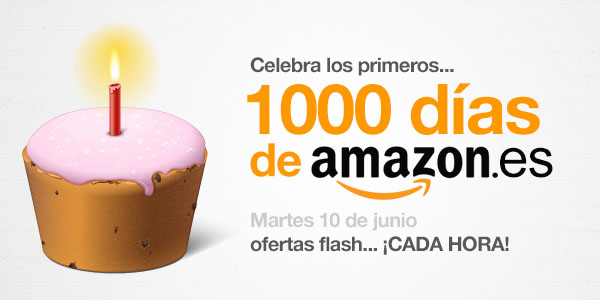 Ofertas flash Amazon.es
