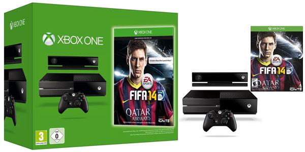 Oferton Pack Xbox One Kinect Fifa 14 Por Solo 408 95