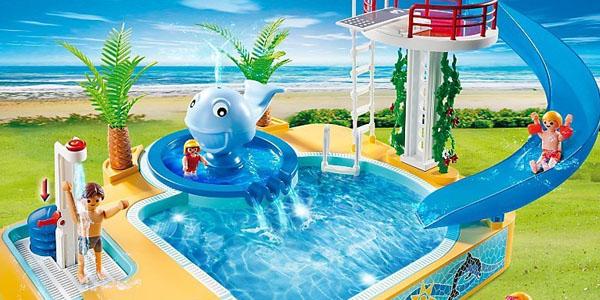 Playmobil baratos verano