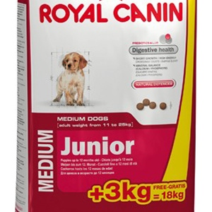Oferta Royal Canin Medium Junior