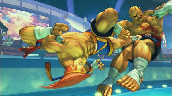 Street Fighter IV gratis