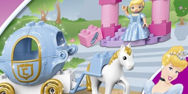 Oferta carroza de cenicienta de lego duplo - Carroza cenicienta juguete ...