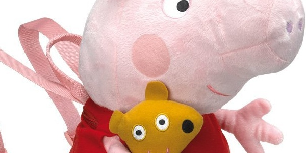Oferta mochila Peppa Pig