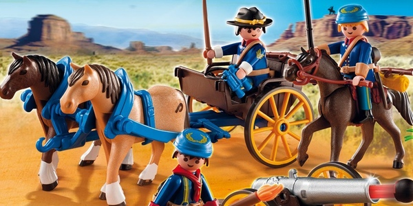Playmobil oeste barato