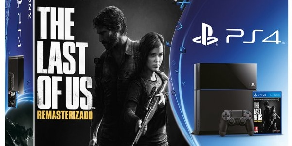 Pack PS4 The Last of Us